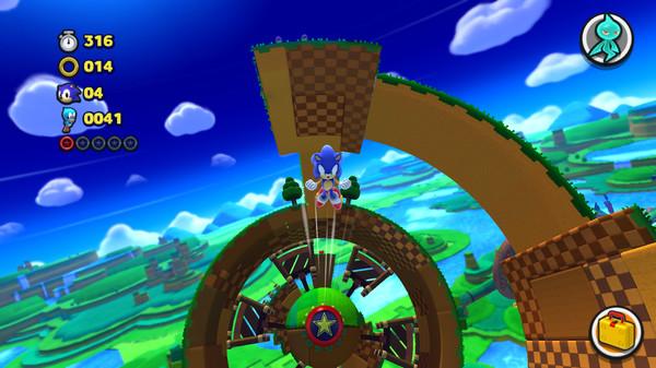 Скриншот №10 к Sonic Lost World