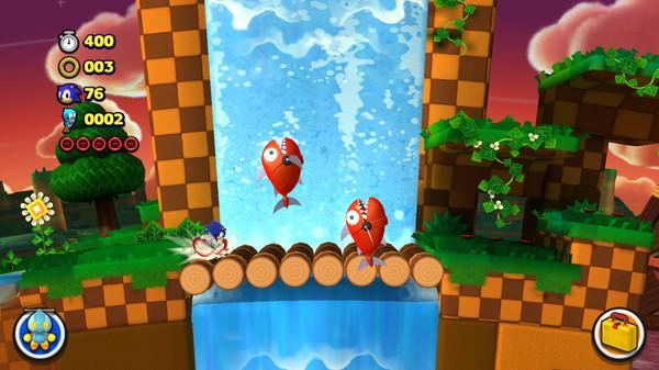 Скриншот №13 к Sonic Lost World