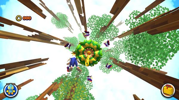 Скриншот №12 к Sonic Lost World