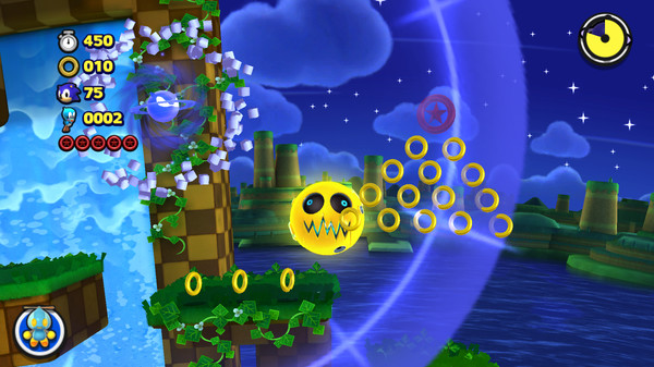 Скриншот №6 к Sonic Lost World