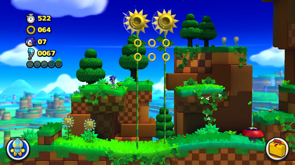 Скриншот №8 к Sonic Lost World