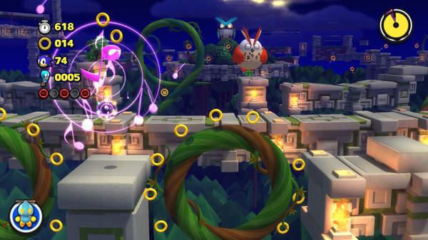 Скриншот №5 к Sonic Lost World