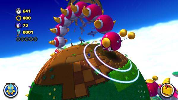 Скриншот №11 к Sonic Lost World