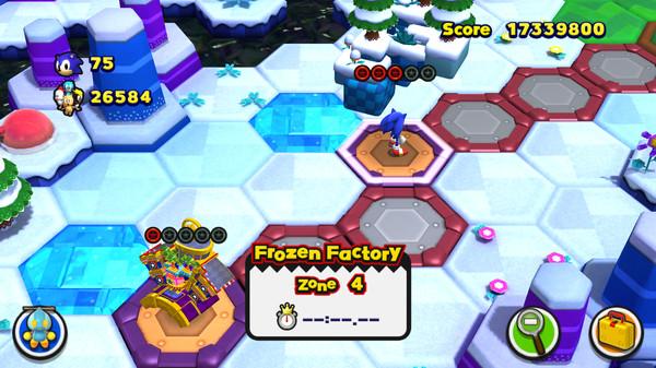 Скриншот №4 к Sonic Lost World