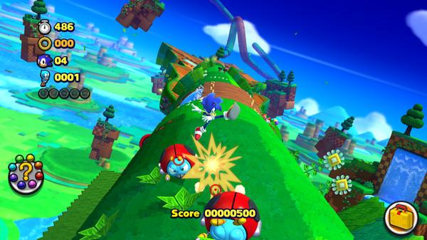 Скриншот №9 к Sonic Lost World