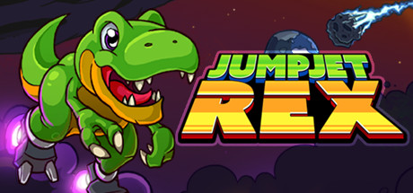 JumpJet Rex Cover Image