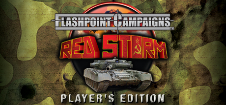 Flashpoint Campaigns: Red Storm Player's Edition Cover Image
