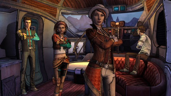 Скриншот №8 к Tales from the Borderlands