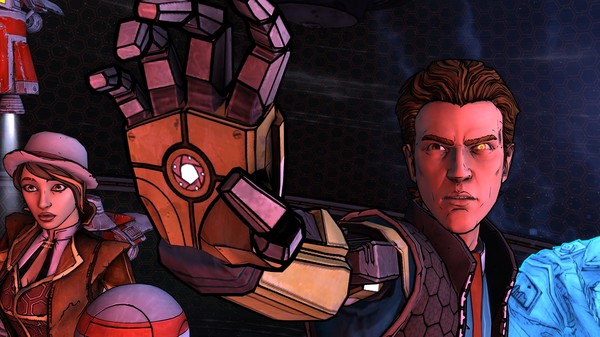 Tales from the Borderlands скриншот