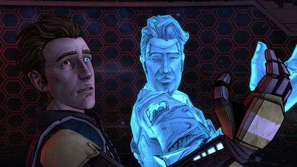 Скриншот №4 к Tales from the Borderlands