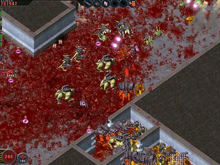 Скриншот №8 к Alien Shooter