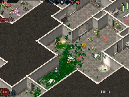 Скриншот №10 к Alien Shooter