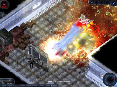 Скриншот №15 к Alien Shooter Revisited