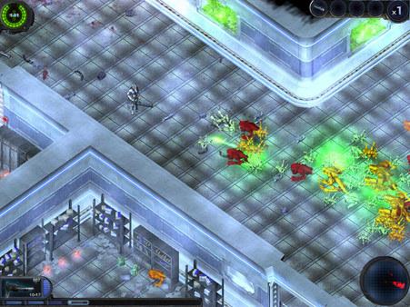 Скриншот №5 к Alien Shooter Revisited