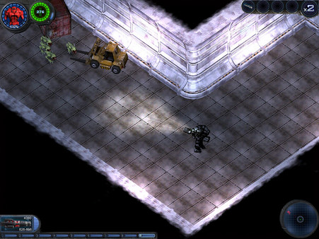 Скриншот №17 к Alien Shooter Revisited