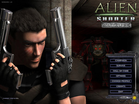 Скриншот №7 к Alien Shooter Revisited