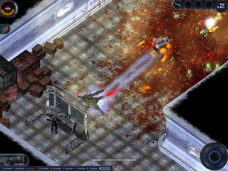 Скриншот №14 к Alien Shooter Revisited