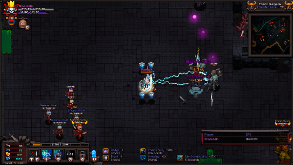 Скриншот №2 к Class - Fallen Paladin