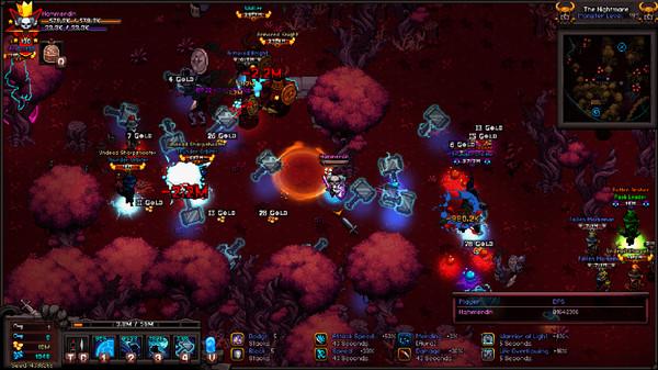 Скриншот №3 к Class - Fallen Paladin
