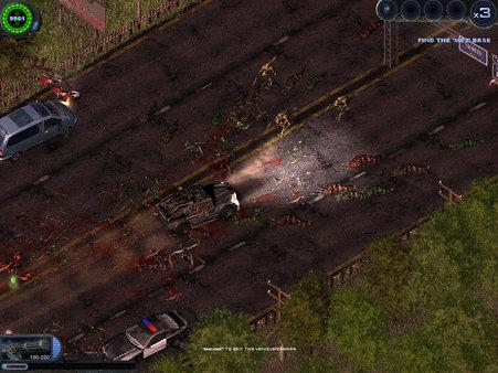 Скриншот №3 к Alien Shooter 2 Reloaded