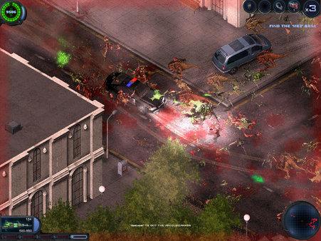 Скриншот №10 к Alien Shooter 2 Reloaded