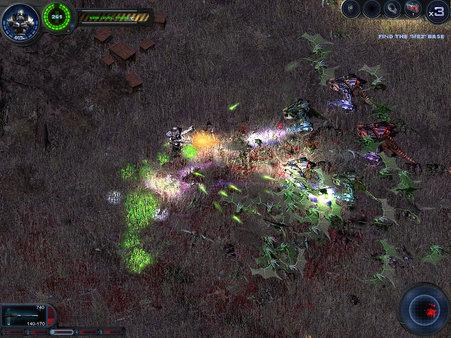 Скриншот №16 к Alien Shooter 2 Reloaded