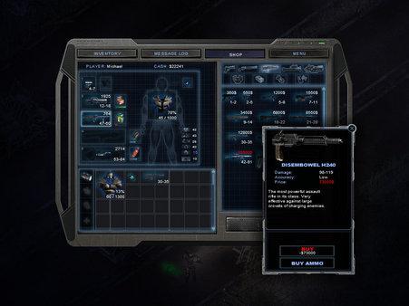 Скриншот №5 к Alien Shooter 2 Reloaded