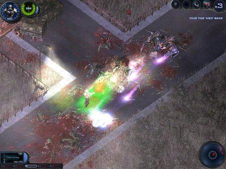 Скриншот №13 к Alien Shooter 2 Reloaded