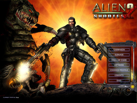 Скриншот №8 к Alien Shooter 2 Reloaded