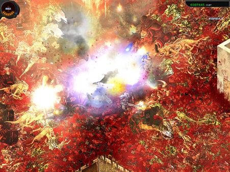Скриншот №6 к Alien Shooter 2 Reloaded
