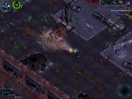 Скриншот №12 к Alien Shooter 2 Reloaded