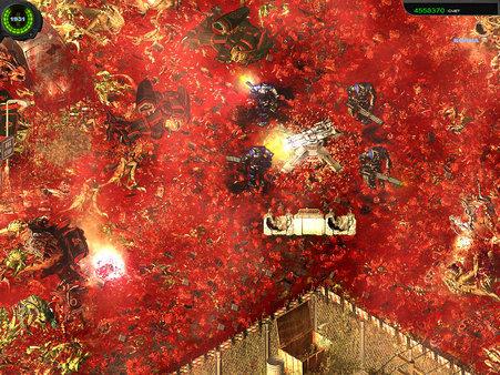Скриншот №7 к Alien Shooter 2 Reloaded