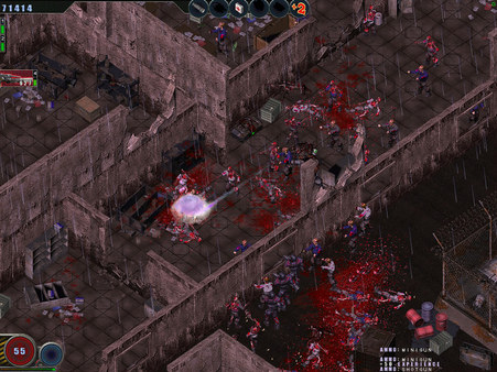 скриншот Zombie Shooter 3