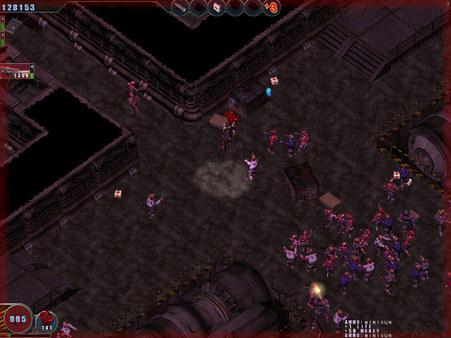 скриншот Zombie Shooter 4
