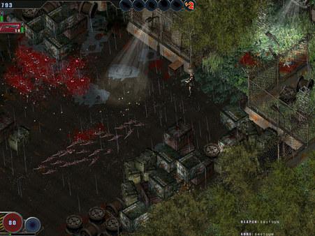 скриншот Zombie Shooter 0