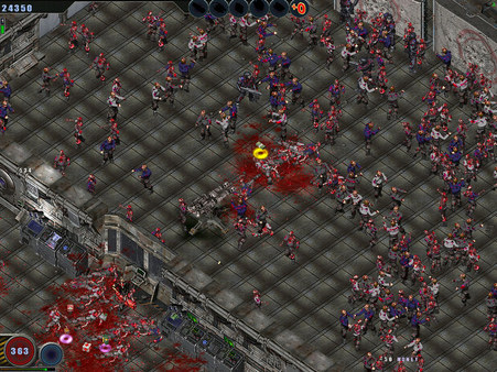 Скриншот №8 к Zombie Shooter
