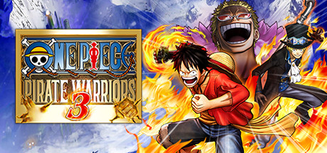 One Piece Pirate Warriors 3 Cover Image