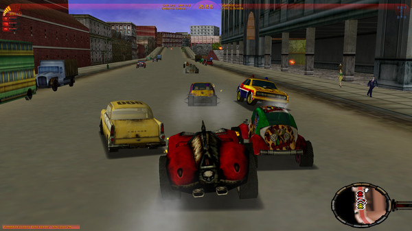 Скриншот №2 к Carmageddon TDR 2000