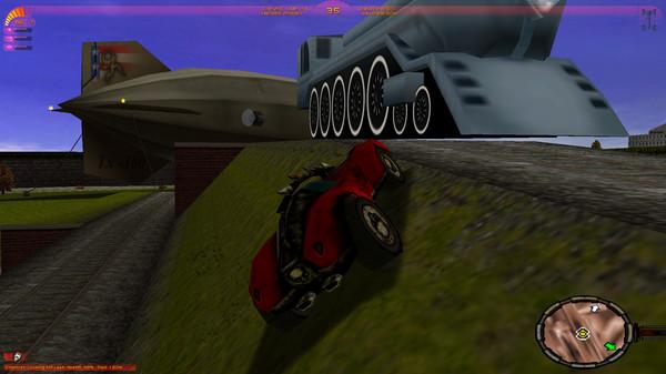 Скриншот №3 к Carmageddon TDR 2000