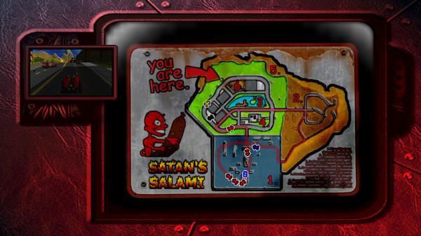 Скриншот №7 к Carmageddon TDR 2000