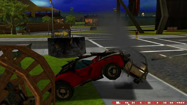 Скриншот №5 к Carmageddon TDR 2000