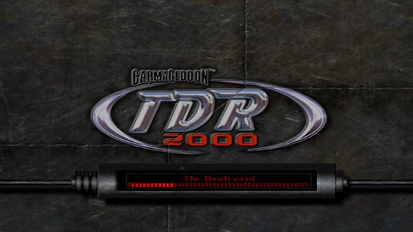 Скриншот №1 к Carmageddon TDR 2000