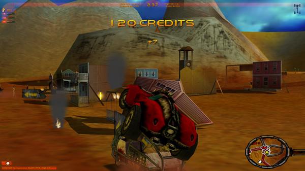 Скриншот №6 к Carmageddon TDR 2000