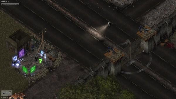Скриншот №9 к Zombie Shooter 2