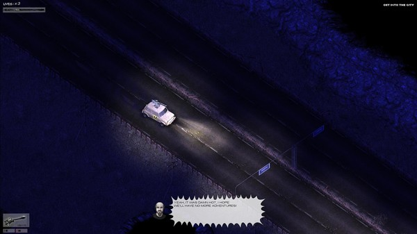 Скриншот №3 к Zombie Shooter 2