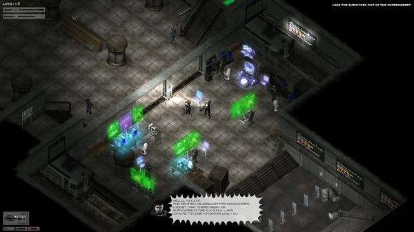 Скриншот №2 к Zombie Shooter 2