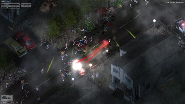 Скриншот №7 к Zombie Shooter 2