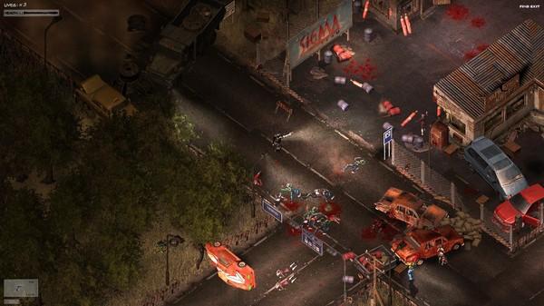 Скриншот №4 к Zombie Shooter 2