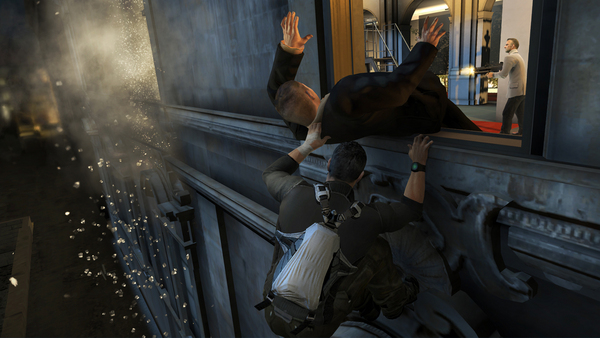 Скриншот №1 к Tom Clancys Splinter Cell Conviction™