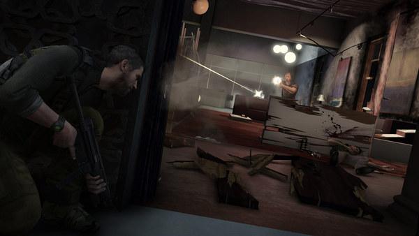 Скриншот №5 к Tom Clancys Splinter Cell Conviction™